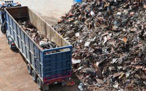 بازیافت ضایعات صنعتی