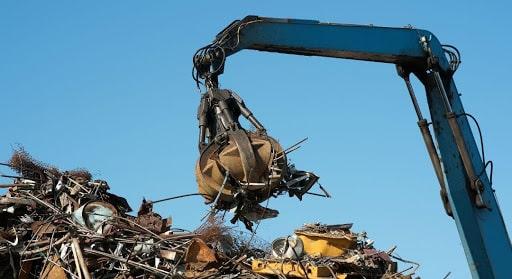 بازار بزرگ و رقابتی بازیافت فلزات
