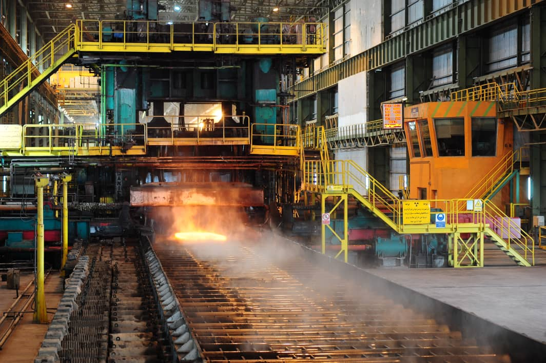 کارگاه فولاد سازی