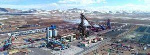 افزایش 10 درصدی تولید آهن اسفنجی
