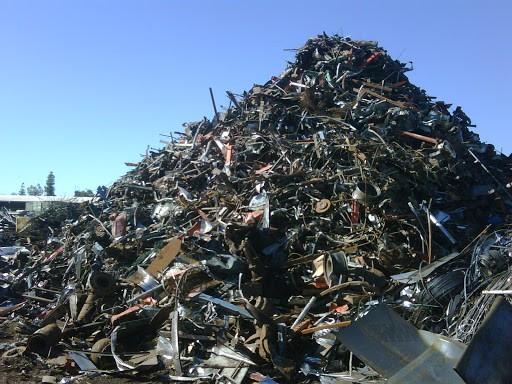 ضایعات بازیافت پذیر